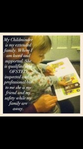 Childcare Childminder Love