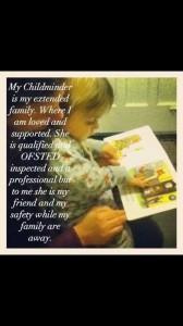 Childcare Childminder Love